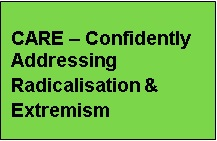 Prevent website CARE banner